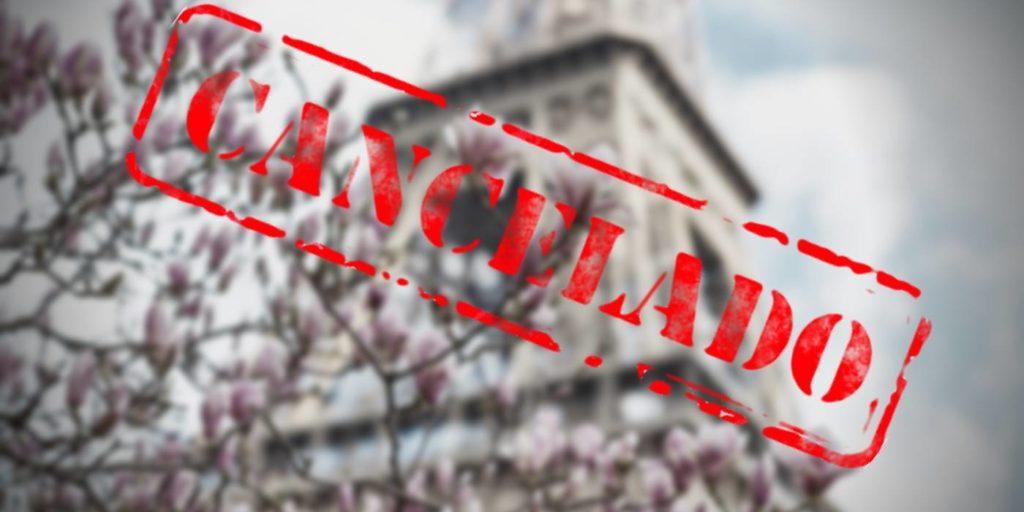 viaje a París Cancelado