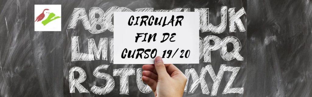 Circular fin de curso 19_20