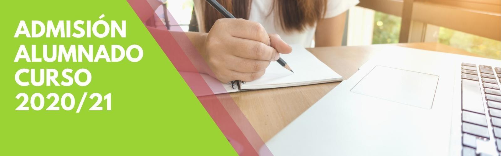 Procedimiento de admisión de alumnado en centros sostenidos con fondos públicos del Principado de Asturias