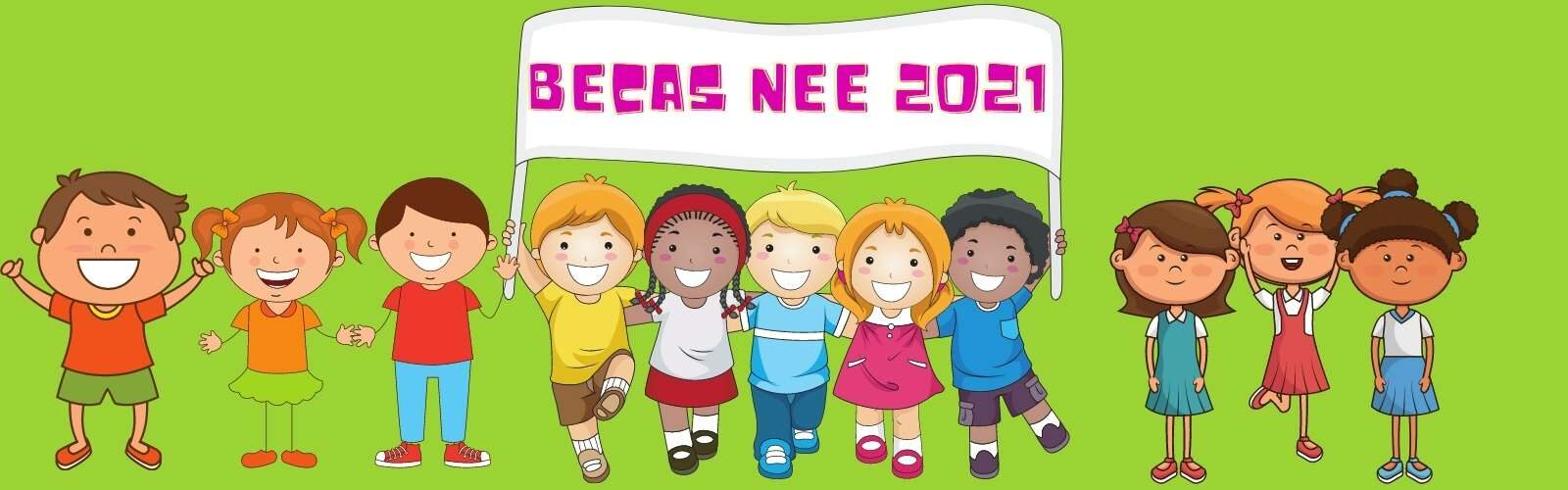 Becas NEE 2021
