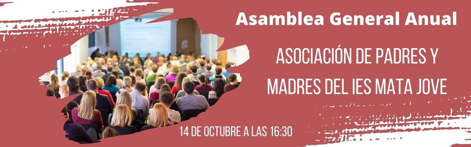 Asamblea General Anual de la Asociación de Madres y Padres